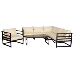 Transitional Outdoor Lounge Sets by Design Tree Home
