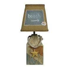 Starfish Buoy Coastal Accent Lamp