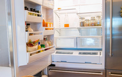Chaos-Free Zone: How to Keep the Fridge Organized