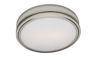 Riazzi Bathroom Ventilation Fan With Light and Night-Light