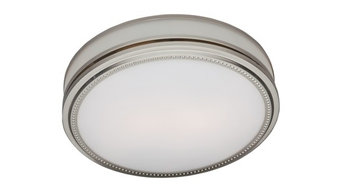 Riazzi Decorative Bath Fan With Light and Night-light