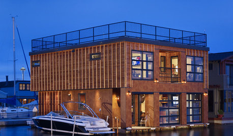 Dreamboats: The Romance and Reality of Houseboats