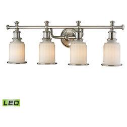 Traditional Bathroom Vanity Lighting by BisonOffice
