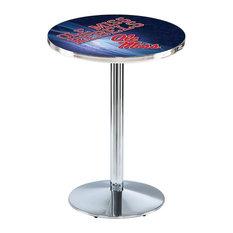 Ole' Miss Pub Table 28-inchx42-inch