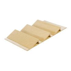15.25 in. Birch Spice Tray Drawer Insert (15.25 in. W x 19.5 in. D x 1.5 in. H)
