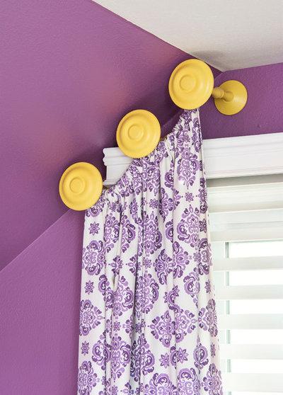 Chambre d'Enfant by Suzan J Designs - Decorating Den Interiors