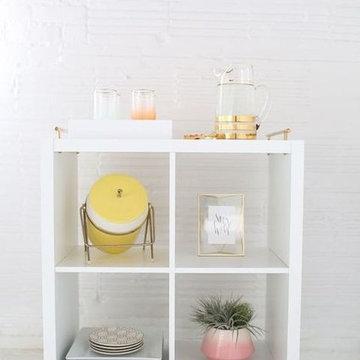 75 Cool IKEA Kallax Shelf Hacks For Every Space