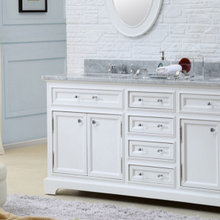 2/29 Double-Sink Vanities With Free Shipping Up to 40% Off (WL)