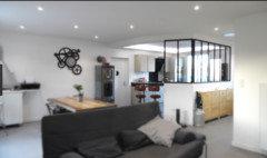 30 m2 pour un salon s jour cuisine ouverte sont ils for Cuisine ouverte salon 30m2