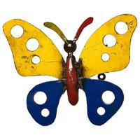 Barnyard Gerata Butterfly Garden Stake