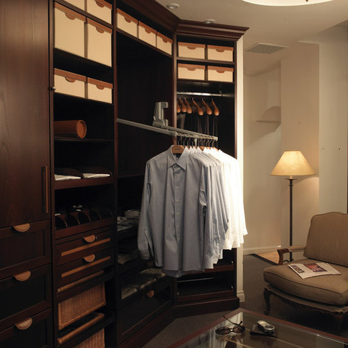 Best Pull-Down Closet Rod Design Ideas & Remodel Pictures