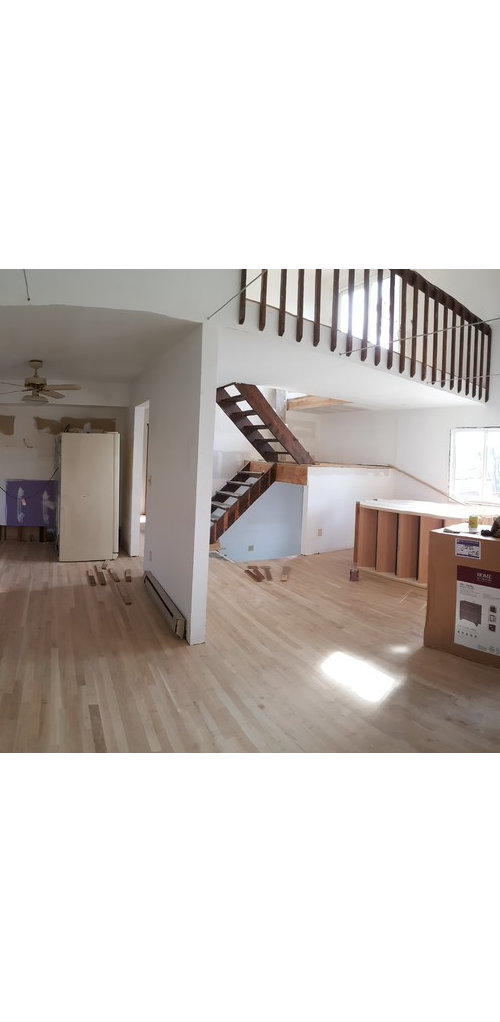Show Me Your Light Stain Hardwood Floor Brown Gray Or