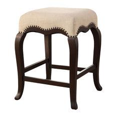 Strange Curved Bar Stools Counter Stools Houzz Creativecarmelina Interior Chair Design Creativecarmelinacom