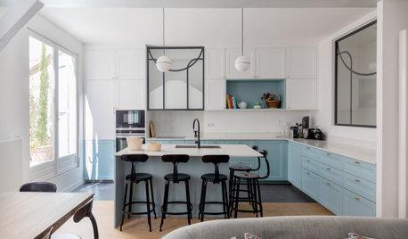 Avant/Après : Une maison de 200 m2 repensée en plein Paris