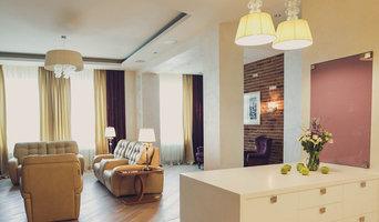 Реализованный проект квартиры в Лефортово от Екатерины Беляковой и Ольги Караяни