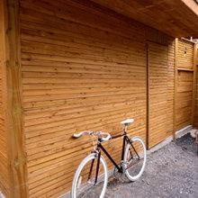 Portico/pergola/back porches