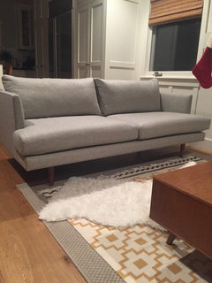 Superior Just Received My Burrard Sofa Today, Just In Time For The Holidays. It  Exceeded My Expectations, Great Quality, And A Beautiful Piece!