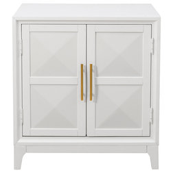 Transitional Accent Chests And Cabinets by HomeFare