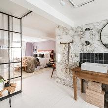 Houzz Tour: Houzz Transforms a London Terrace into a Family Home