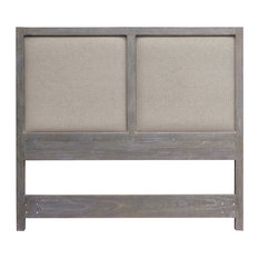 Chesapeake King Upholstered Headboard Cocoa