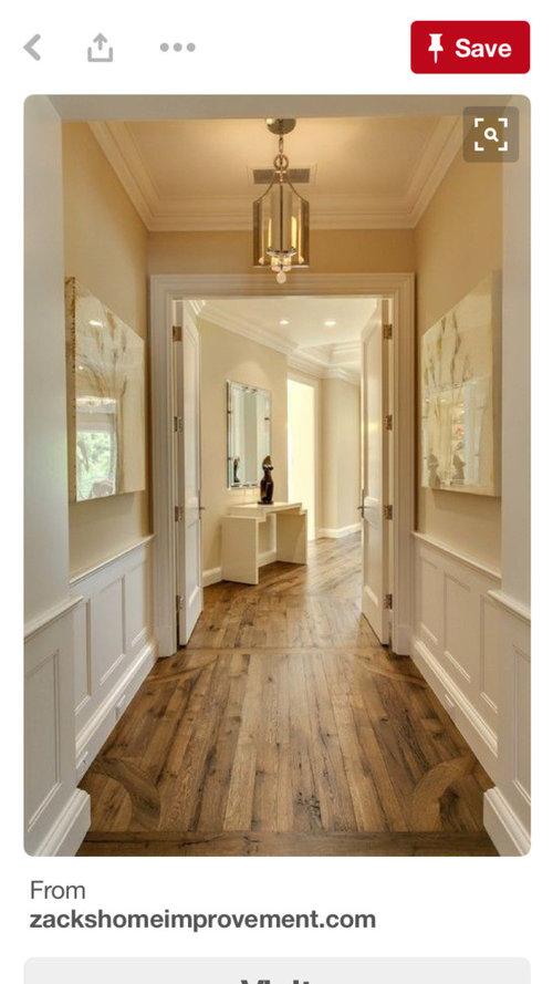 Hardwood floors DIY