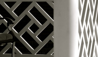 Chinese Chippendale Railing - Diamond