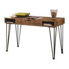 Coaster Mid Century Modern Writing Desk