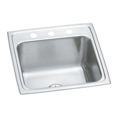 Elkay Lustertone Stainless Steel Laundry Sink With Perfect Drain