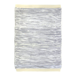re:loom - re:loom Handwoven Small Rug, Lilac Mist - Rugs