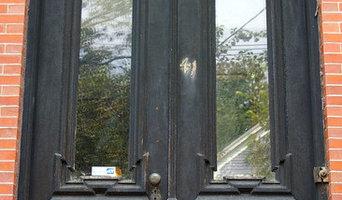 Door Restoration, East Boston MA