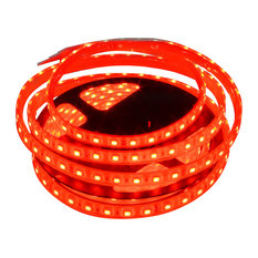 Waterproof 5050 72W LED Strip Light, Red