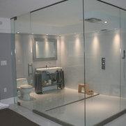 Elegant Shower and Glass's photo