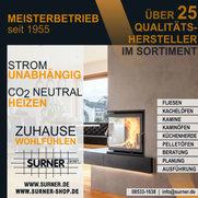 Foto von Surner GmbH | Ofenbau u. Fliesen