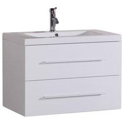 Fresh Modern Bathroom Vanities And Sink Consoles by Belvedere Bath LLC