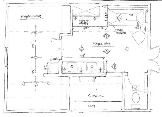 Floor Plan DS History in the Making