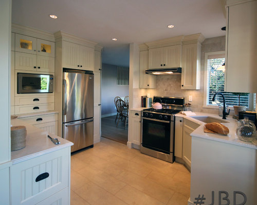 Rustic Kitchen Design Ideas Renovations Photos With Cork Flooring