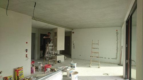 Pittura Effetto Cemento Grezzo : Pareti con effetto cemento per stile industriale