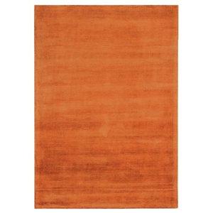 Reko Rug, Orange, 200x300 cm
