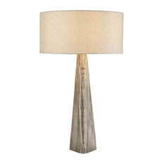 Searchlight Bark Table Lamp