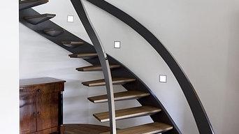 Nautilus Treppen
