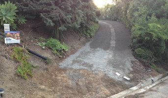 Pacific Palisades, CA Interlocking Pavers Driveway