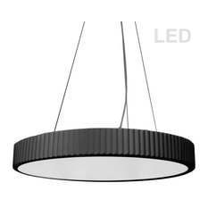 50 Pendant Lights With A Black And White Shade That Are Worth The Money In 2021 Houzz