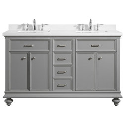Traditional Bathroom Vanities And Sink Consoles by Vinnova