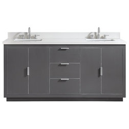 Modern Bathroom Vanities And Sink Consoles by ShopLadder