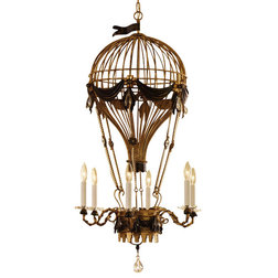 Best Victorian Chandeliers by Inviting Home Inc