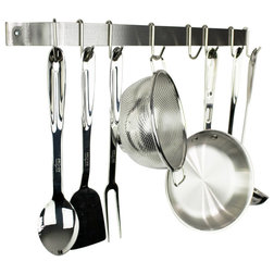 Transitional Pot Racks And Accessories by Pot Racks Plus