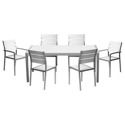 Contemporary Outdoor Dining Sets by Pangea Home