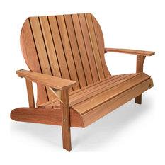 Cedar Love Seat
