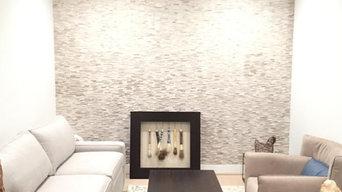 Living Room/Entryway Renovation