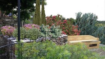 Giardino residenziale